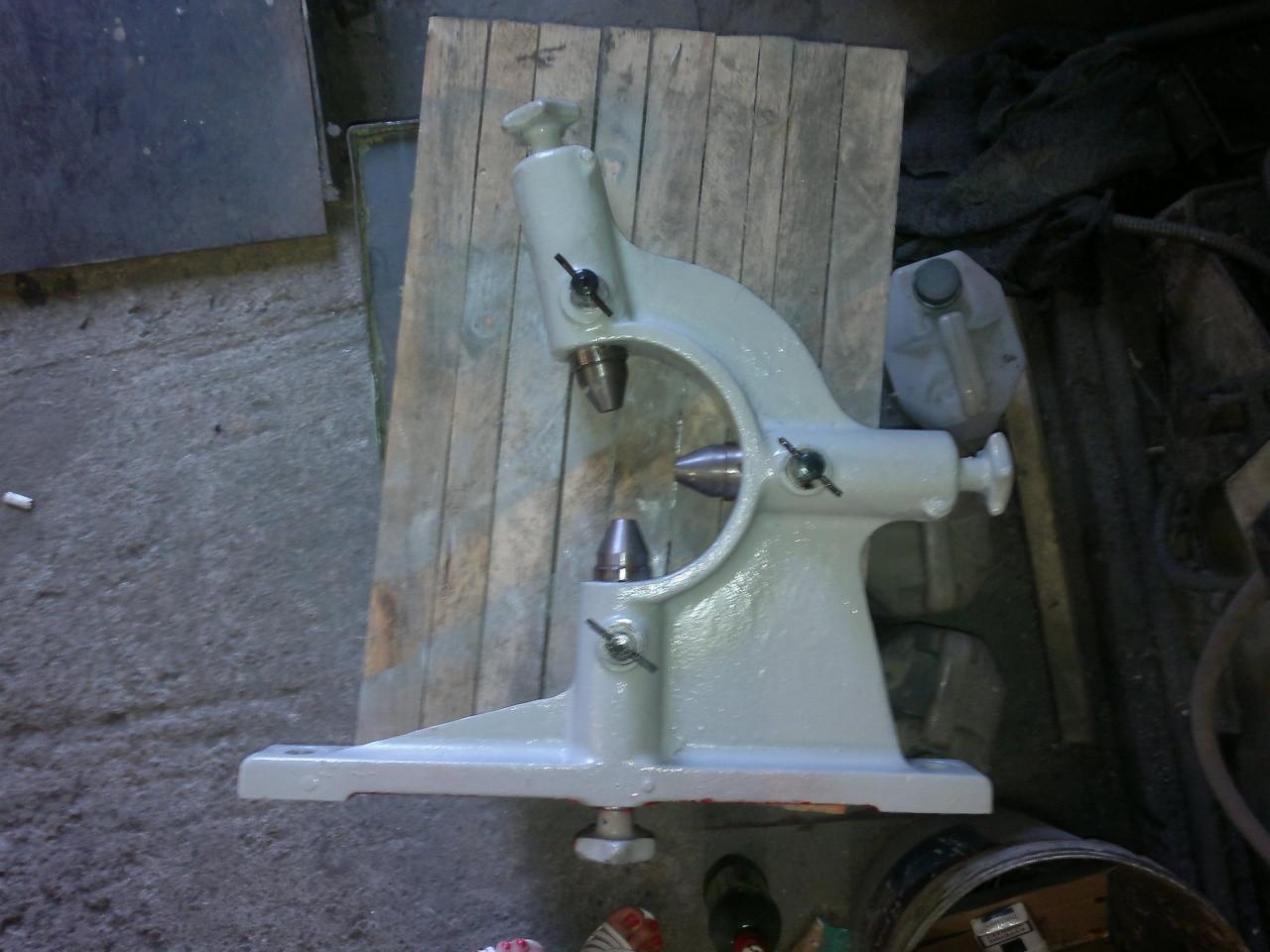 Люнет подвижный для токарного станка 1м63 ДИП300