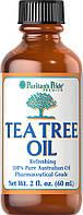 Масло Австралийского чайного дерева, Tea Tree Oil Australian 100% Pure, Puritan's Pride, 60 мл