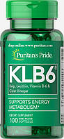 Келп коплекс, KLB6 Kelp Complex, Puritan's Pride, 100 капсул