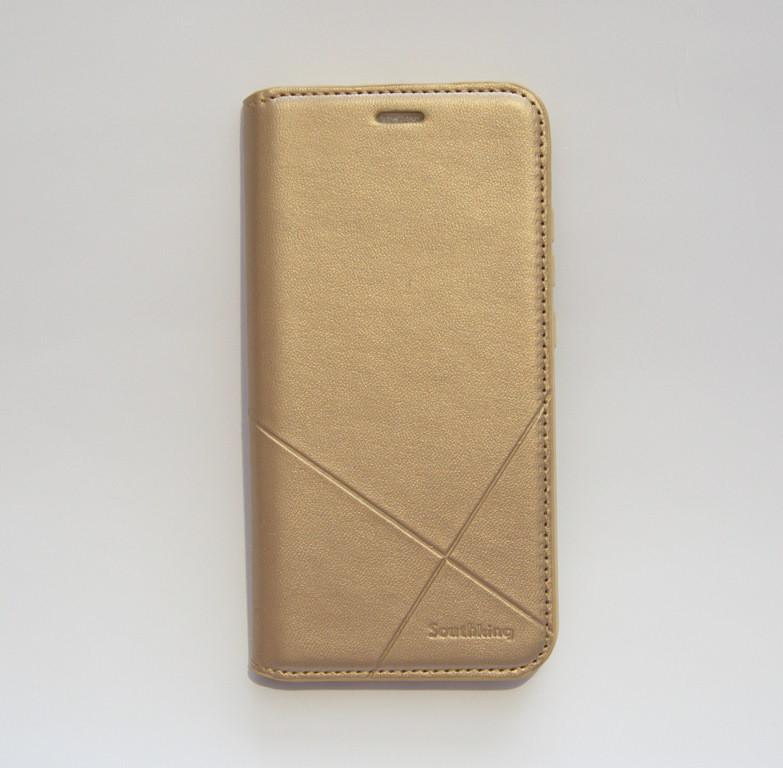 Чехол-книжка для смартфона Xiaomi Mi 5X/Xiaomi Mi A1 золотая