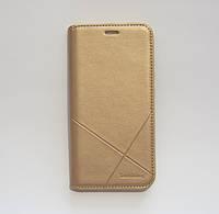 Чехол-книжка для смартфона Xiaomi Mi 5X/Xiaomi Mi A1 золотая, фото 1