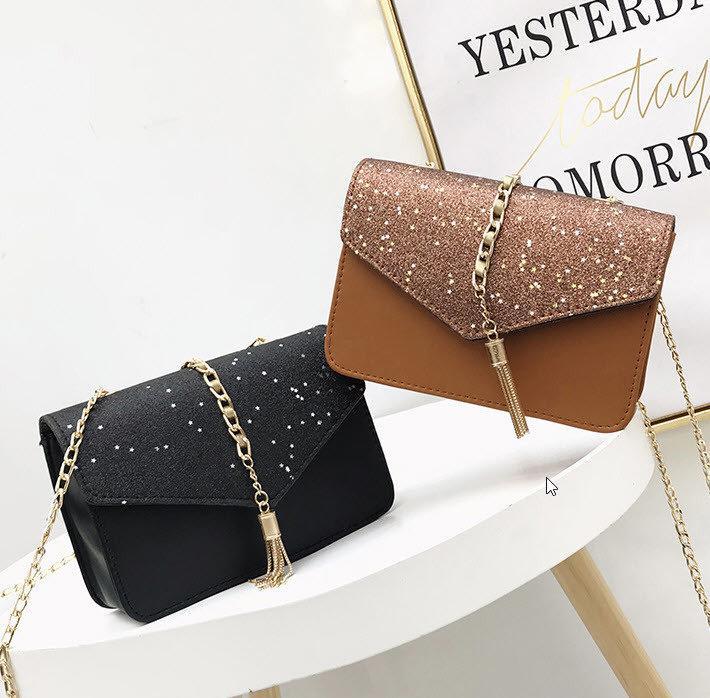50d5f1170a8a Элегантная сумка клатч с блестками и звездами - ИМ Ирина- магазин женской и  мужской одежды