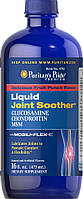 Глюкозамин Хондроитин с МСМ, Glucosamine, Chondroitin &MSM Liquid, Puritan's Pride,472 мл