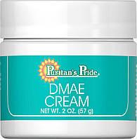 Крем ДМАЭ, DMAE Cream, Puritan's Pride, 59 мл