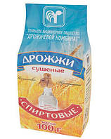 Дрожжи сушеные Спиртовые, 100 грамм (Беларусь)