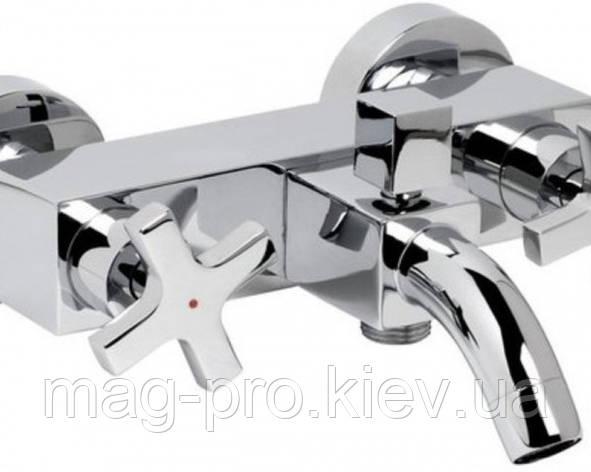 Смеситель для ванной PLIEGER Astra 27102W1, фото 2