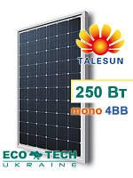 TALESUN TP660M-B-250WP сонячна панель (батарея, фотомодуль) монокристал 250 Вт
