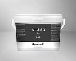 Декоративная краска с эффектом металла Alumo 1.25л