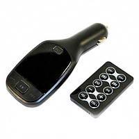 FM Modulator Mobiking №ST708-D/TM-90 (MicroSD/SD/MMC, USB)