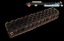 Клемна колодка КМ1-10 10А (ЛАТУНЬ)