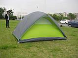 Палатка туристическая четырехместная Green Camp 1018, фото 4