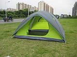 Палатка туристическая четырехместная Green Camp 1018, фото 5