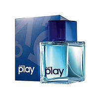 Туалетна вода чоловіча Just Play for Him, Avon, Джаст Плей для нього Ейвон, 93518, 75 мл, фото 1