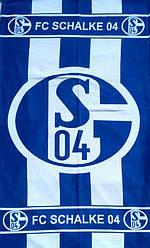 Полотенце пляжное ТМ TAG FC SCHALKE 04
