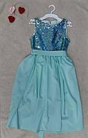 "Нарядное платье ""Жасмин"" ТМ Сьюзи рост 128-140, 146-158, фото 1"