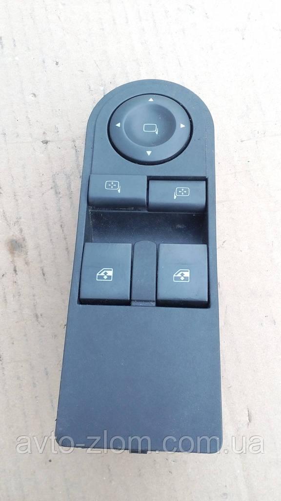 Блок управления стеклоподъемниками Opel Astra H, Zafira B, Астра, Зафира. 13209203.