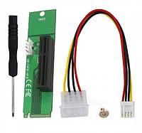 Адаптер  PCI-E для M.2