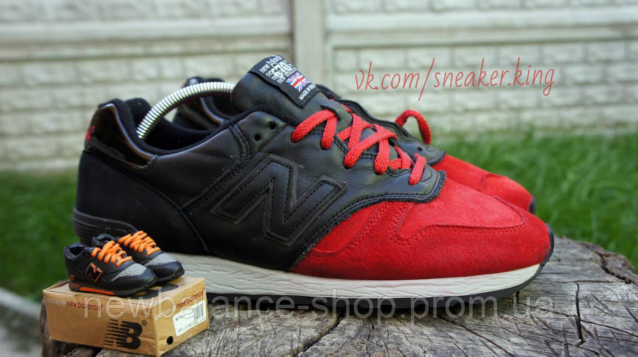 new balance 670 red devil