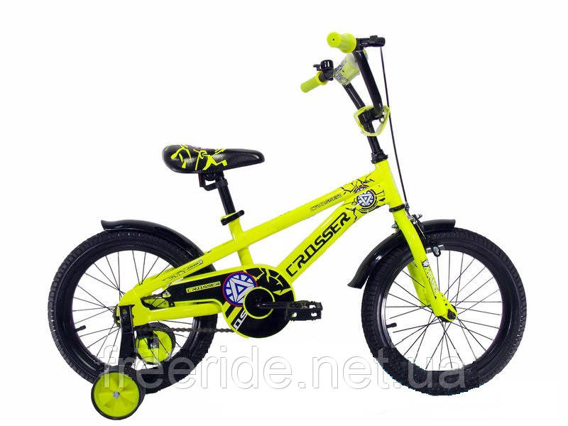 Детский Велосипед Crosser G960 IronMan 20