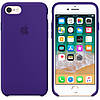 Силиконовый чехол Apple Silicone Case IPHONE 6/6s (Purple)