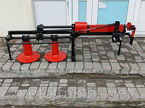 Роторная косилка КР-09М для мототрактора