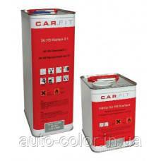 C. A. R. FIT 2К HS 2:1 Прозорий лак 5л+2,5 л (комплект)