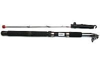 Фидерное удилище EOS Combat Tele Feeder 2,7 м 40-80 гр, фото 1