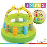 Intex надувний манеж 48474, фото 2