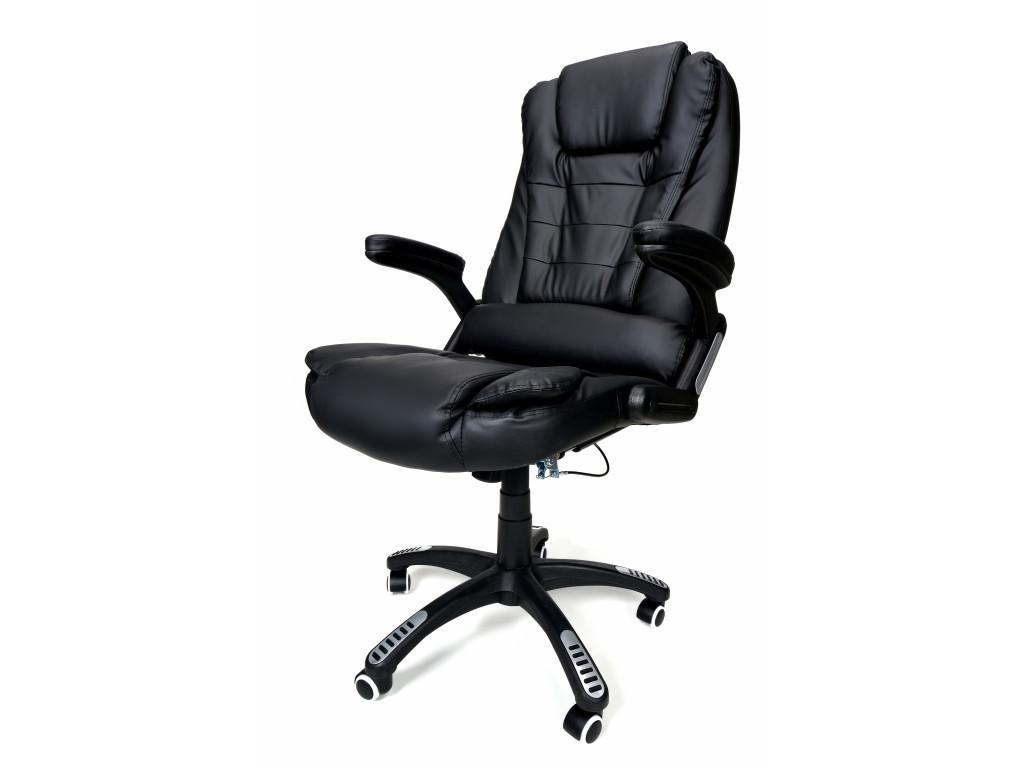 Кресло компьютерное офисное Calviano BSB 004 с массажем