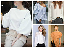 Женские блузы,рубашки,гольфы