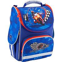 Рюкзак школьный каркасный Kite Motocross K18-501S-4
