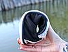 Женские - подростковые мокасины - чешки, кеды черные летние, фото 4