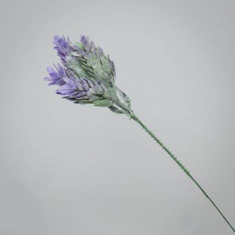 Букетик искусственного фиолетового хмеля., фото 2
