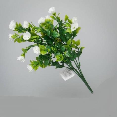 Искусственный белый полевой букет., фото 2