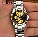 Мужские часы Fngeen Механические с автоподзаводом, водонепроницаемые., фото 3