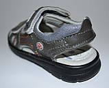 Кожаные босоножки сандали для мальчика размер 29 стелька 18,5см, ТМ EEBB, фото 5