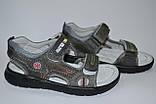Кожаные босоножки сандали для мальчика размер 29 стелька 18,5см, ТМ EEBB, фото 6