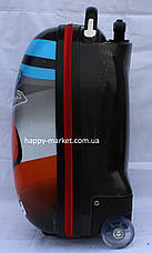 Чемодан Детский дорожный Ручная кладь  Josepf Ottenn тачки 16-JDX20-1\0969 CR, фото 3