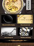 Мужские часы Fngeen Механические с автоподзаводом, водонепроницаемые., фото 7