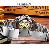 Мужские часы Fngeen Механические с автоподзаводом, водонепроницаемые., фото 8