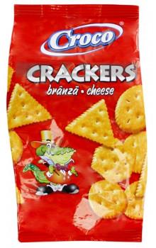 Крекер Croco 100г з сиром