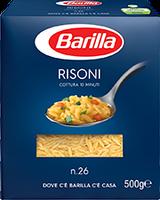 Макарони Barilla № 26 500г Rizoni