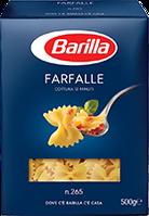 Макарони Barilla № 265 500г Farfalle