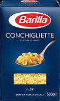 Макарони Barilla № 39 500г Conchigliette