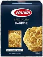 Макарони Barilla № 214 500г Specialita Barbine