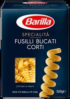 Макарони Barilla № 292 500г Specialita Fusilli Bucati Corti
