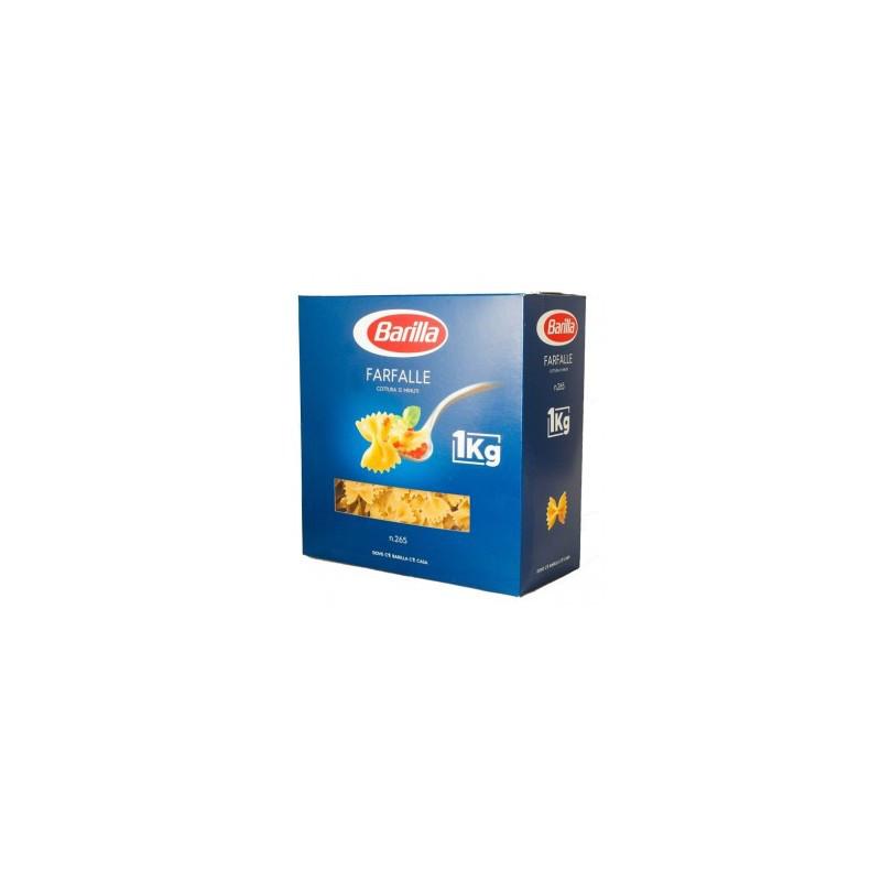 Макарони Barilla № 265 1кг Farfalle картон