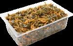 Морська капуста Грінвіль 2шт по 3кг з морквою по-корейськи