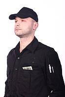 "Китель полиции ""Корка"" рип-стоп (Black)"