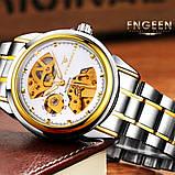 Мужские часы Fngeen Механические с автоподзаводом, водонепроницаемые., фото 2
